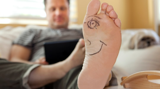 foot-smile