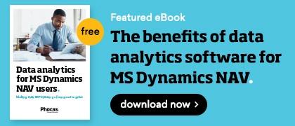 Business Intelligence for Microsoft Dynamics Navision ERP | Phocas