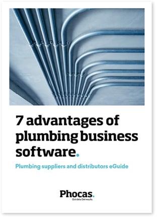 Plumbing eGuide - Seven Advantages of Plumbing Business