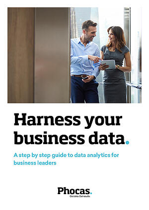 Harness your business data - Executives-ebook