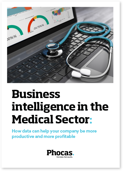 Phocas Business Intelligence for the Medical Sector