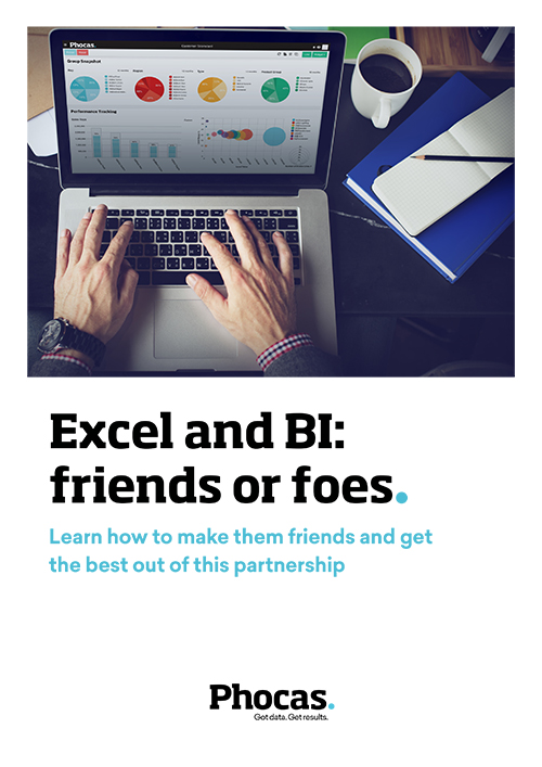 Phocas_Excel and BI- Friends or Foes_cover