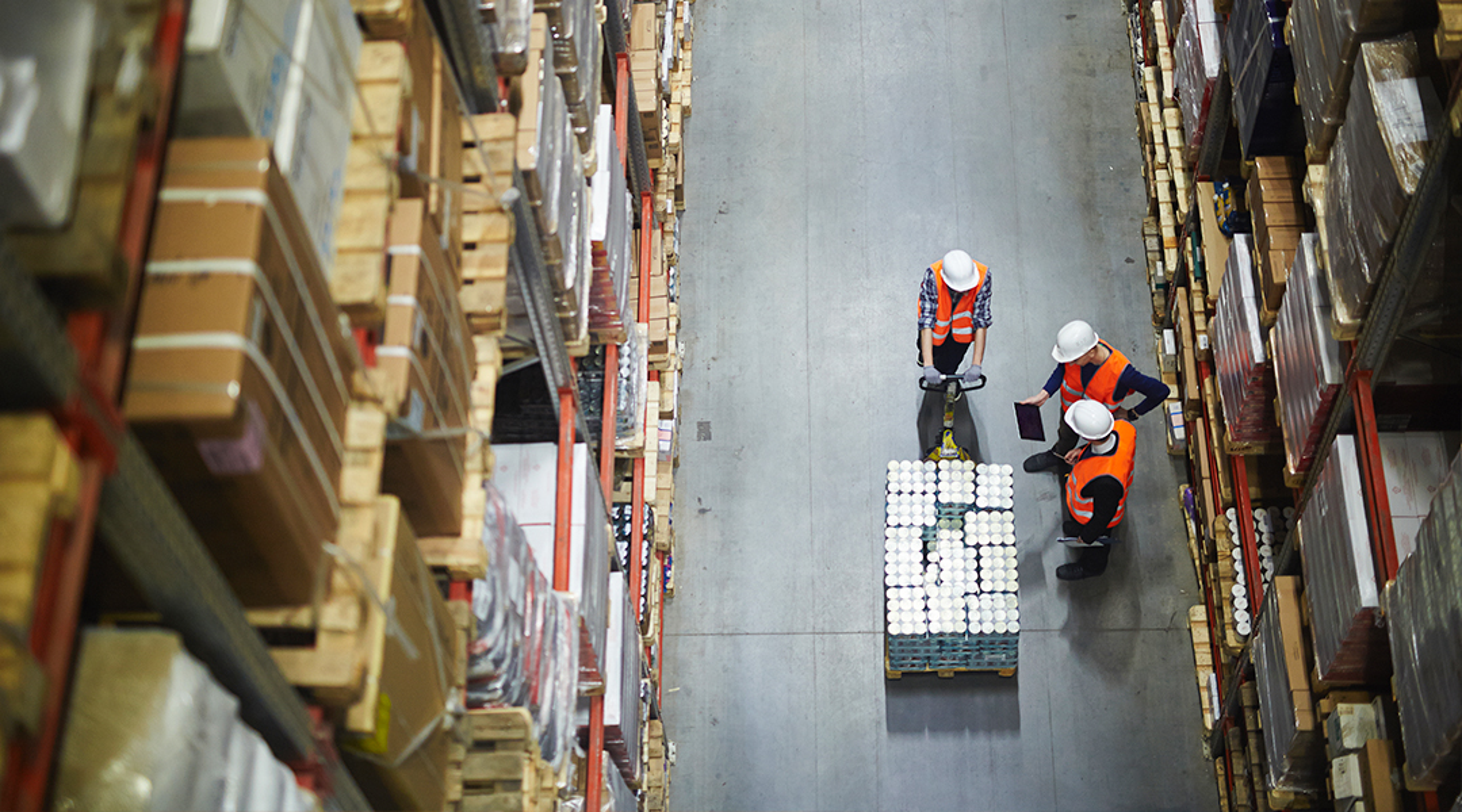 Inventory management metrics to handle demand volatility