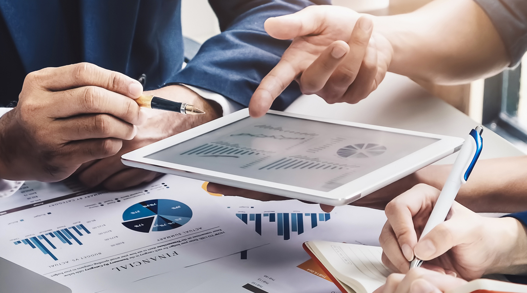 How can data analytics enhance financial decision-making?