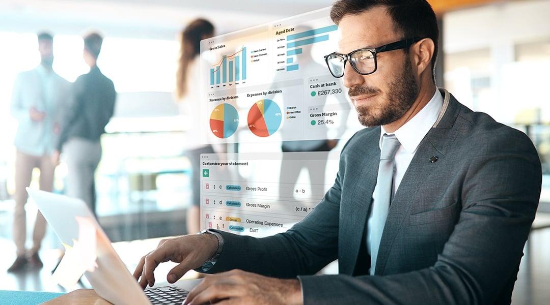 Phocas Financial Statements upgrades