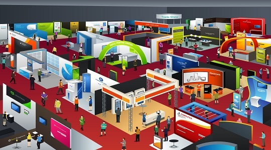 How to prepare for trade shows with business intelligence