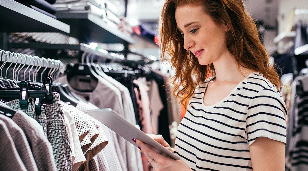 Retail success means data sharing
