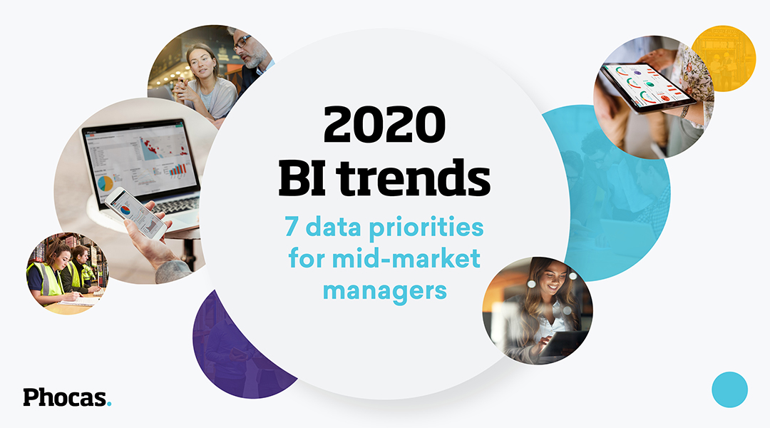 7 data trends for mid-market managers in 2020