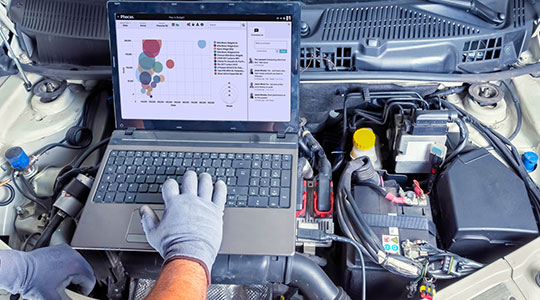 Opportunities for analytics in the automotive industry