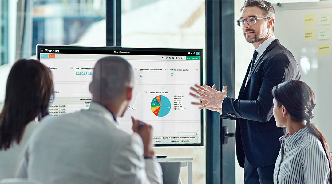 3 steps to successful data analysis with business intelligence