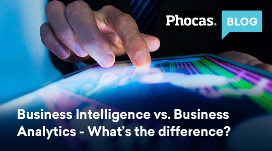 Business Intelligence vs Business Analytics - What's the Difference?