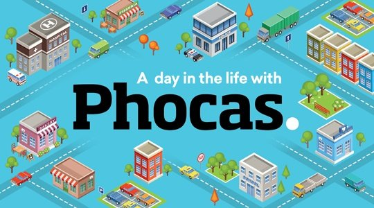 What a day with Phocas looks like