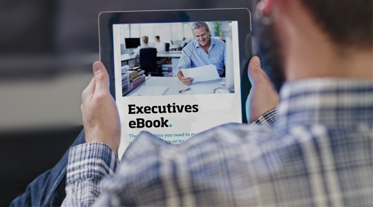 These executive eBooks will help you achieve business success
