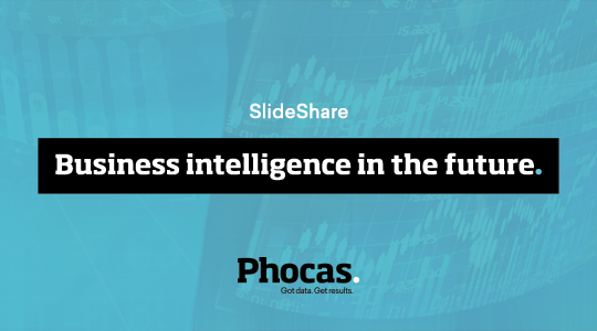 [SlideShare] the Future of Business Intelligence
