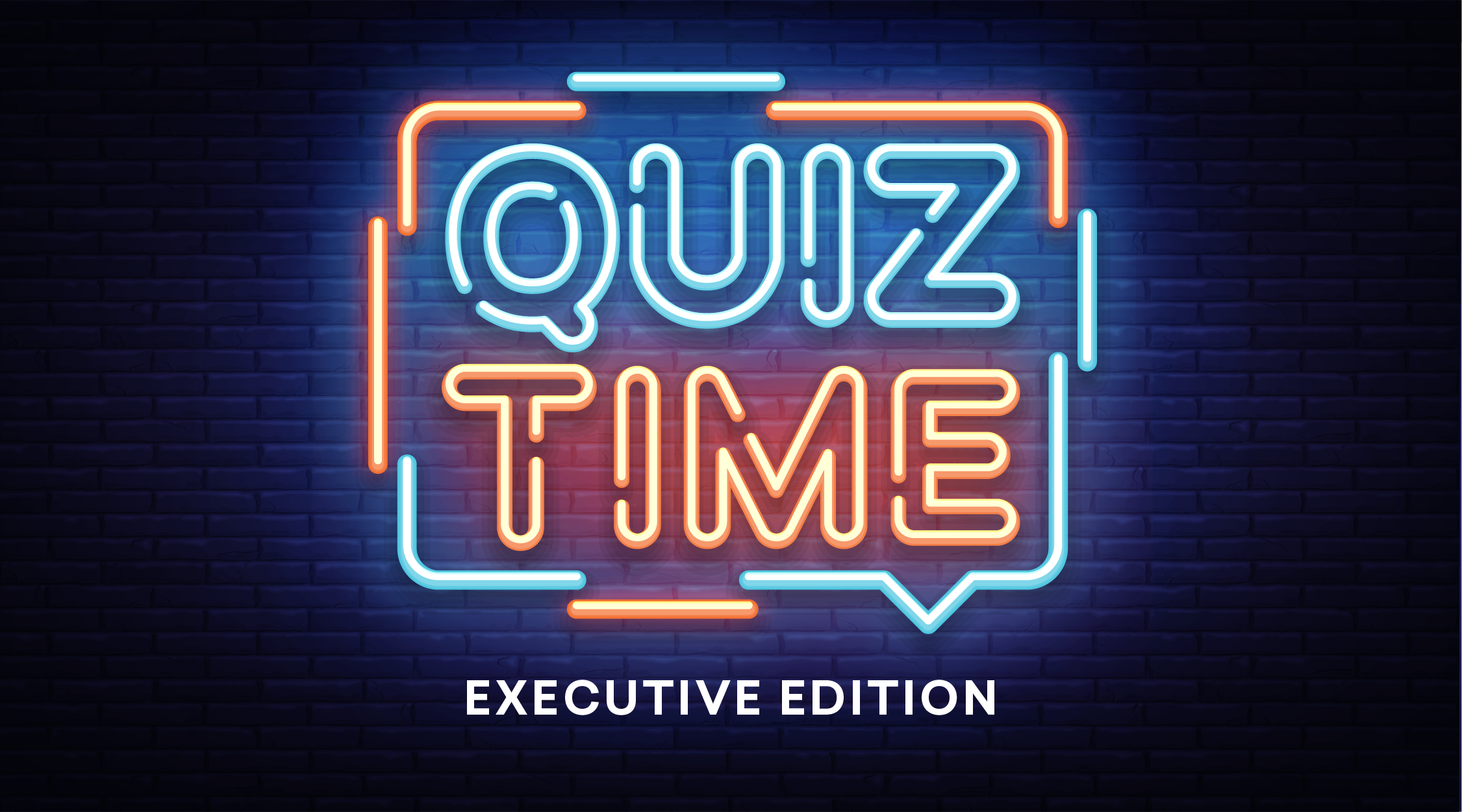 The BI solutions intelligence quiz for executives